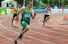 It's gold again for unstoppable Jason Smyth at the European Paralympics