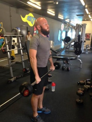 How our writer fared on his 10-week fitness challenge