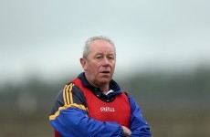Wicklow are looking for a new senior football manager