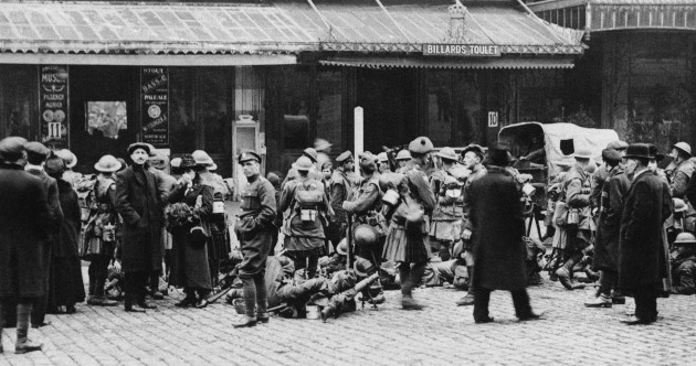 Today marks 100 years since the Battle of Mons – this video shows Ireland's involvement