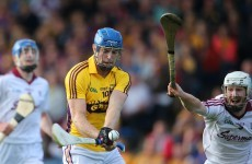 Wexford take advantage of misfiring Galway to book All-Ireland U21 hurling final spot