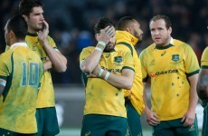 Here's how the Australian media reacted to the All Blacks' thrashing of their side