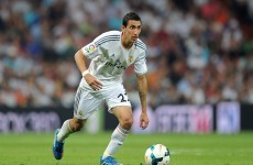 'Arry's Transfer Window: Man United set to break British transfer record for Di Maria