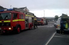 Gardaí investigating suspected arson attack on shed storing water meters