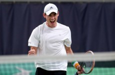 James McGee was defeated in his US Open first round match tonight