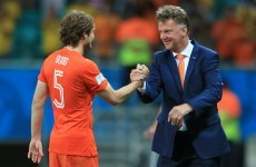 No Man United bid for Daley Blind, insists player's agent