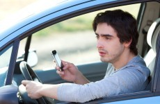 Over 21,000 motorists have been caught using their phone while driving this year