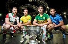 Here's your GAA coverage on TV and radio this weekend