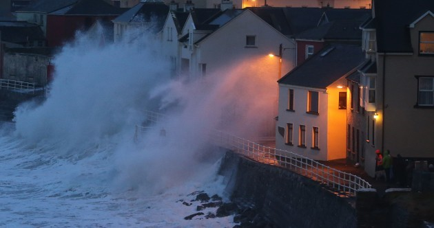 Last winter was the stormiest ever on record for Ireland