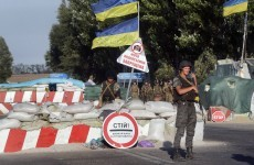 The west says Russian troops are in Ukraine
