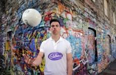 'Hard work will always beat talent' says Dub star Michael Darragh Macauley