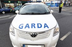 Elderly woman dies after being struck by garda car