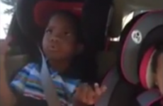 Well-spoken little boy gives out to his mam for being pregnant