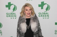 "Joan Rivers ""stable"" in New York hospital - reports"