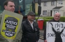 Dublin City councillor arrested at Greyhound protest