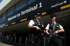 "UK increases terror threat level from ""substantial"" to ""severe"""