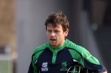 Cricketer Ed Joyce reflects on the reasons for his switch from England to Ireland