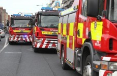 Gardaí investigate fire at derelict nursing home