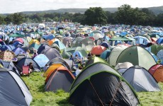 Two people hospitalised after Electric Picnic tent fire