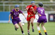 Cork stroll to victory over Wexford in the All-Ireland senior camogie semi-final