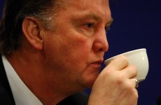 8 things we learned from the new Louis van Gaal biography