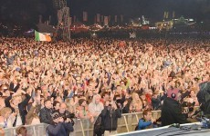 Here's the one photo you have to see from Electric Picnic