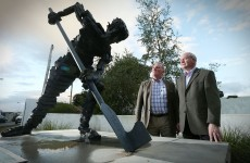 Seamus Heaney honoured with 'Poetry House' in hometown of Bellaghy