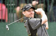 Gallacher proud despite agonising Ryder Cup near-miss