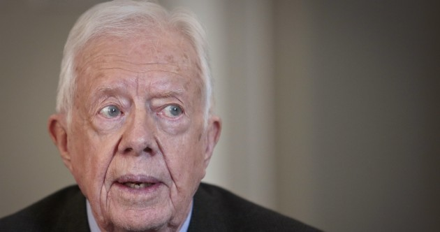 READ: Former US President Jimmy Carter's appeal to TDs over prostitution