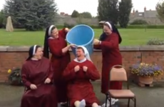 These Dublin nuns have just done the holiest ice bucket challenge yet