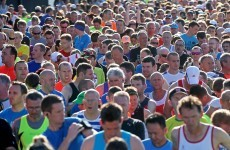 Marathon training? Make sure to try another race first, you never know what you might find