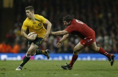 Australia drop Beale as Waratahs halfback duo Phipps and Foley start