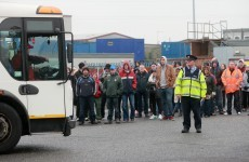 Breakthrough? Greyhound workers will attend LRC tomorrow