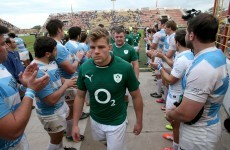 Jordi Murphy to miss November internationals after undergoing shoulder surgery