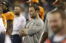 NFL star Wes Welker given four-game ban for doping