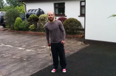 VIDEO: Clare's Domhnall O'Donovan brings a brilliant hurling twist to the Ice Bucket Challenge