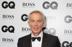 People are not happy about Tony Blair being named 'Philanthropist of the Year' at the GQ Awards