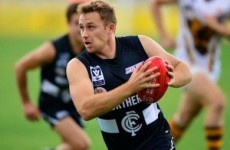 Ciarán Sheehan lands new award for Carlton rookies