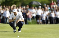In the swing: Garcia's best days may yet be ahead of him