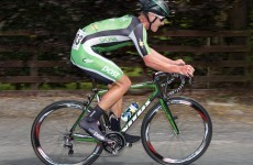 Ryan Mullen on fast track to top of cycling