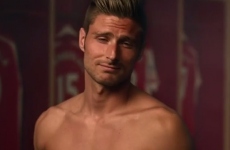 'I can't help being gorgeous' - Olivier Giroud spoofs himself as part of anti-homophobia campaign