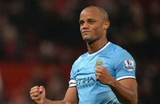 Man City at the top to stay, says Kompany