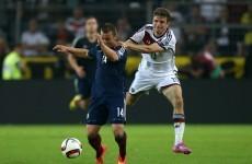 Hope for Ireland? Scotland give world champions Germany a scare in narrow defeat