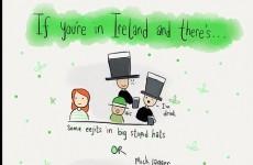 This cartoon describes Irish begrudgery PERFECTLY