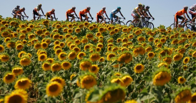 Get in the saddle… here's our spoofer's guide to the Tour de France