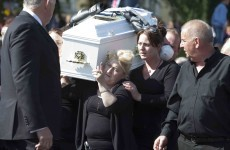 Priest pays tribute to 'lovable, full of fun' O'Driscoll brothers at funeral mass