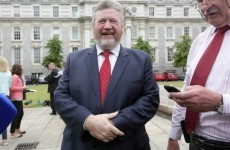 James Reilly offloads nursing home debt burden