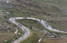 Hey cyclists, can you handle the toughest climbs in Ireland?