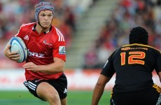 Neck injury rules Munster bound Bleyendaal out until 2015