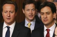 "UK leaders take ""unprecedented"" step to boost Scottish campaign"